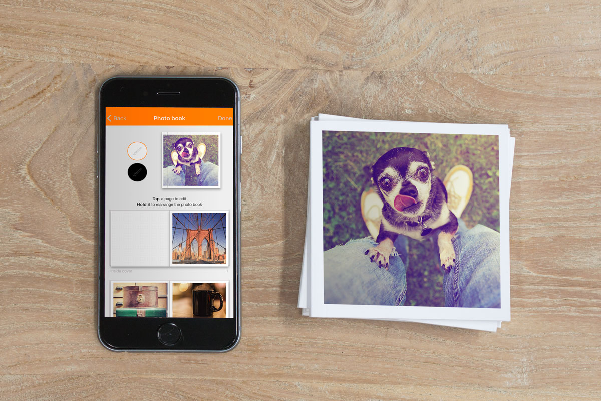 Create your Instagram photo book