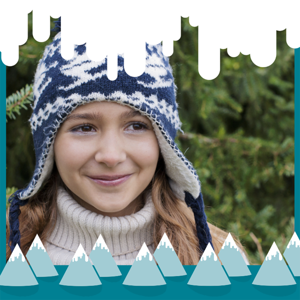 Weihnachtskarten mit eigenem foto online gestalten albelli for Weihnachtskarte foto online